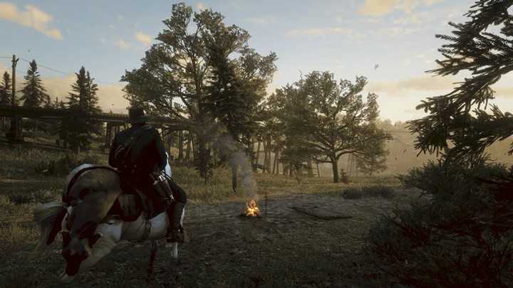 RDR2 - Guiding Wind