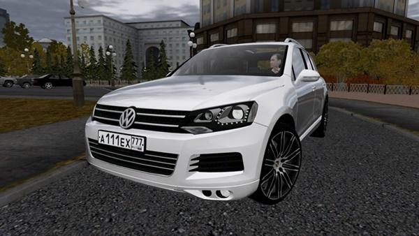 City Car Driving 1.5.9 - Volkswagen Touareg