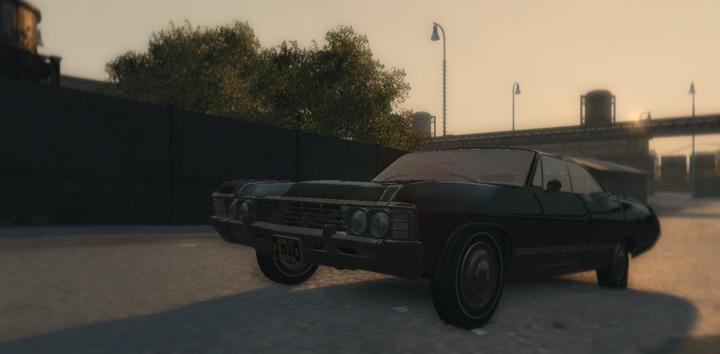 Mafia 2 – Chevrolet Impala 1967