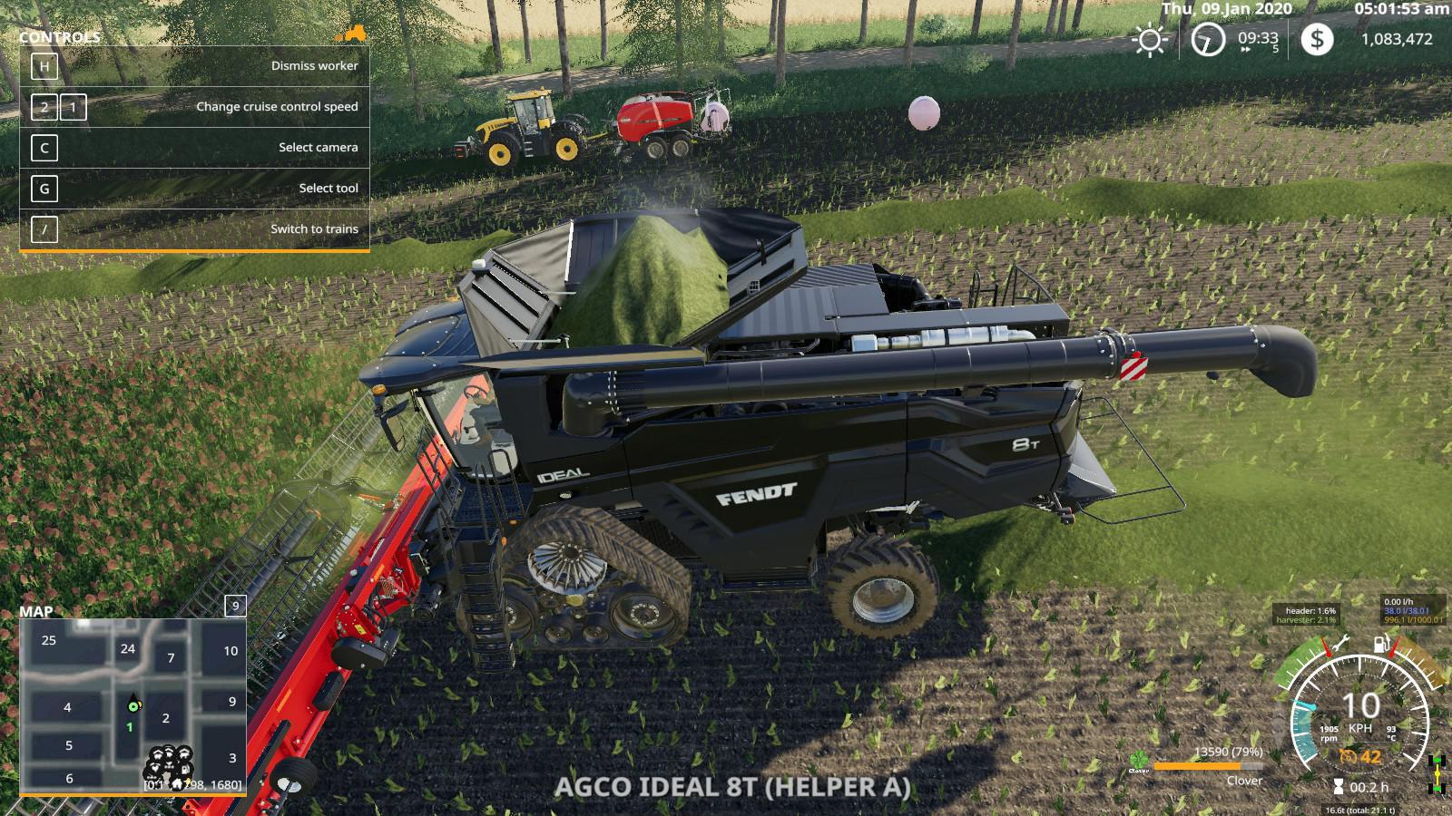 Jnj My Store >> FS19 - Old Timers Farm Map V1.3 | Farming Simulator 19 ...