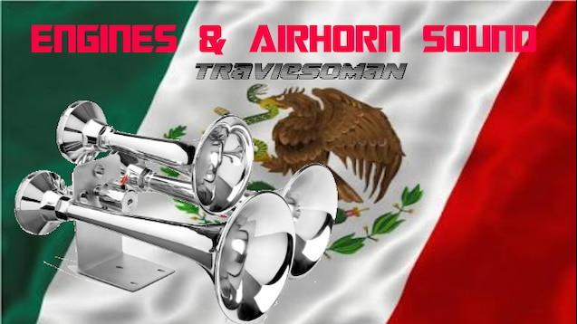 ETS2 - Power Engines & Airhorns Sound V1.0