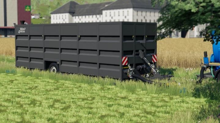 FS19 - Agroland KG-90 V1.0