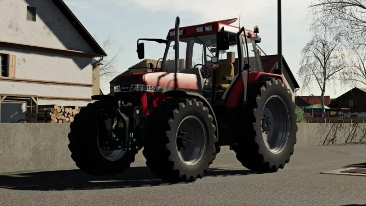 FS19 - Case Maxxum 5150 Tractor V1.0
