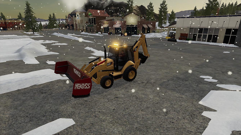 FS19 - WMF Modding Snow Plow Pack V1.0