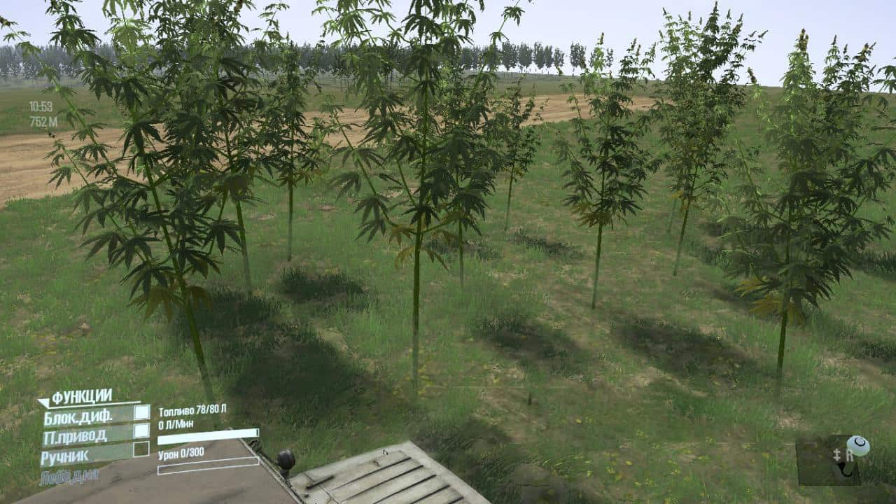 Spintires:Mudrunner - Plant 01 V3