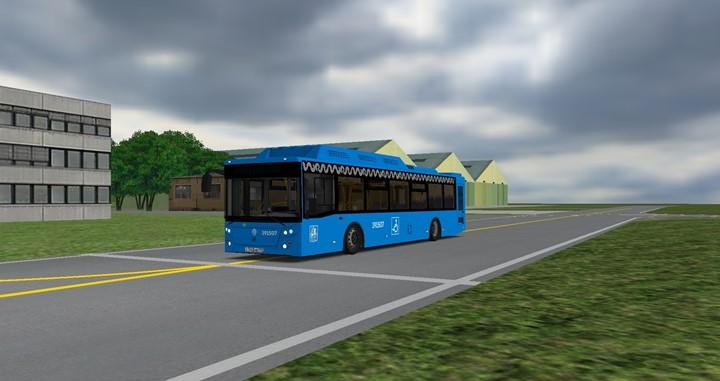 Omsi 2 - LiAZ 5292.71-78 Restyling Bus Mod