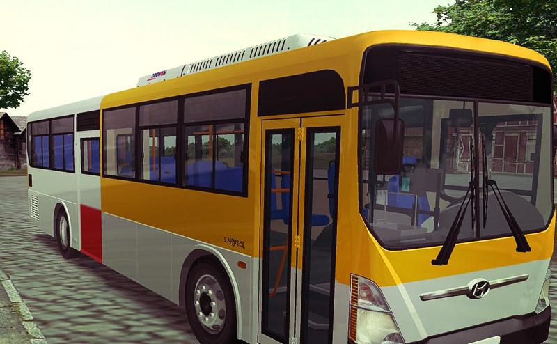 Omsi 2 – Hyundai Super Aerocity Bus