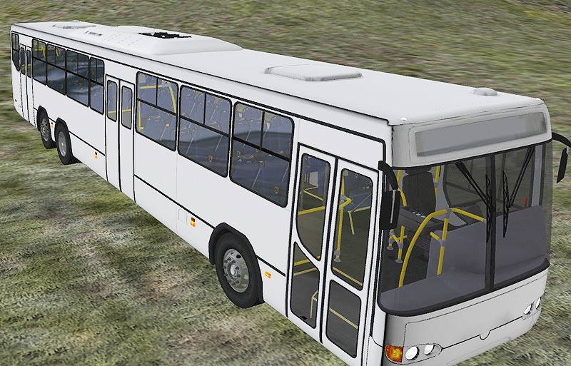 Omsi 2 – Marcopolo Viale Scania K270 Bus