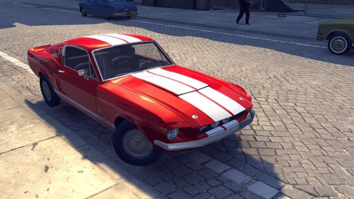 Mafia 2 – Ford Shelby GT500 1967 V1