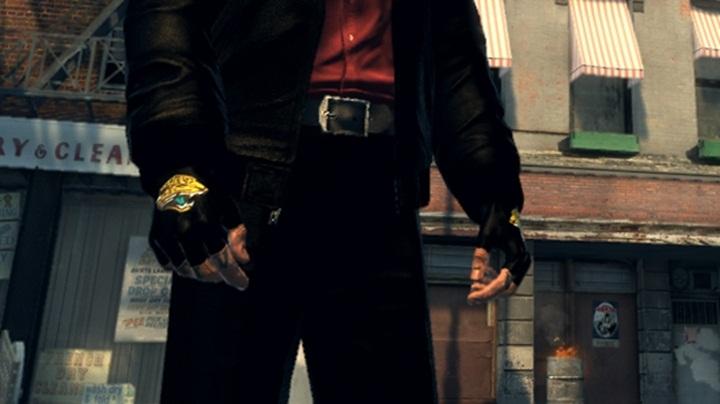 Mafia 2 – Fingerless Tiger Gloves