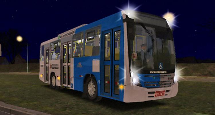 Omsi 2 – Neobus Mega 2006 MB OF 1519