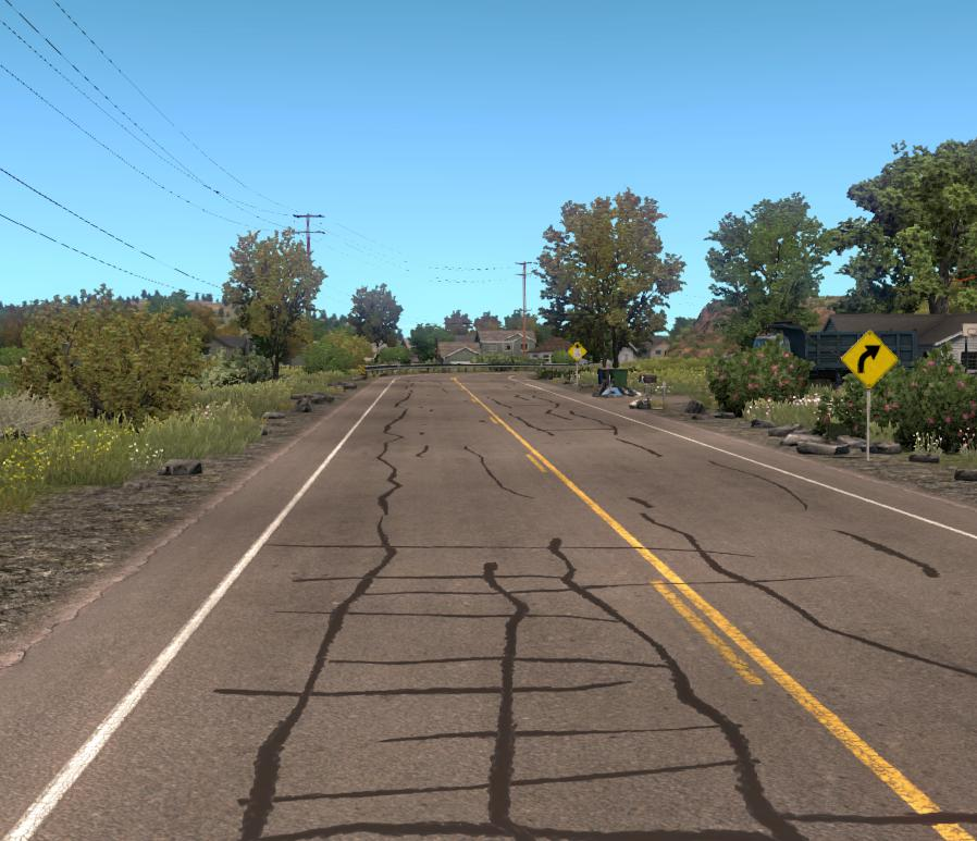 ATS - Authentic Roads Project V1.0 (1.36.X)