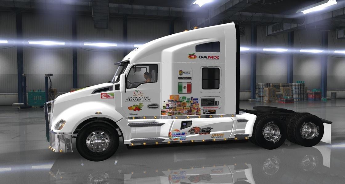 ATS - Banco De Alimentos Caritas De Mexicali Skin (1.36.x)