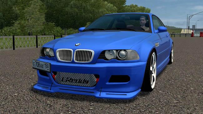 City Car Driving 1.5.9 - BMW M3 (E46)