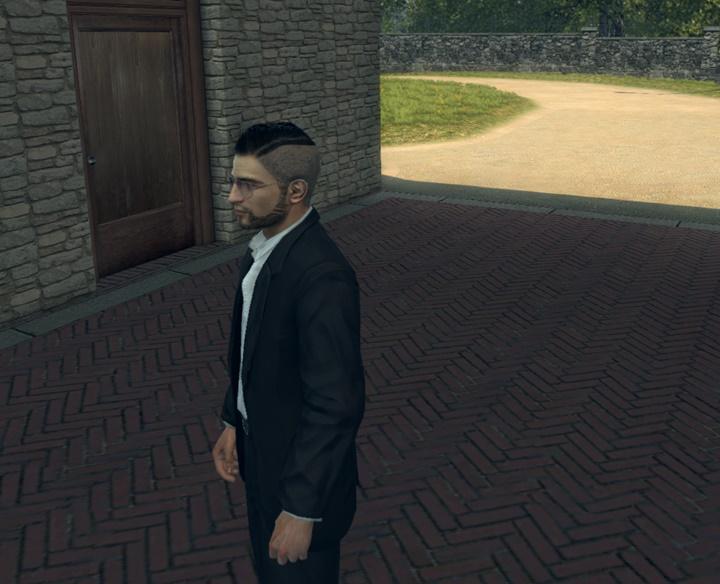 Mafia 2 – Vito Hairstayle And Beard
