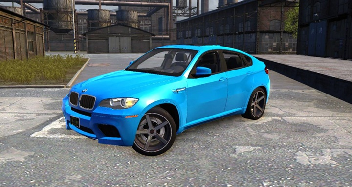 Mafia 2 – BMW X6M