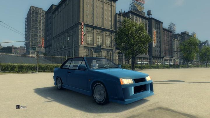 Mafia 2 – Lada 2108 Natasha V3
