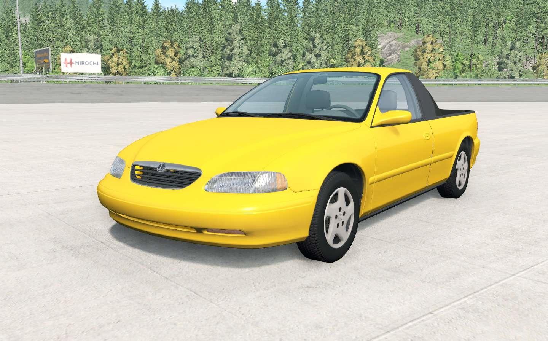 BeamNG - Ibishu Pessima UTE 1996 Car Mod
