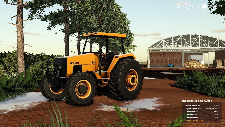 FS19 - Valmet 880 Tractor V1.0