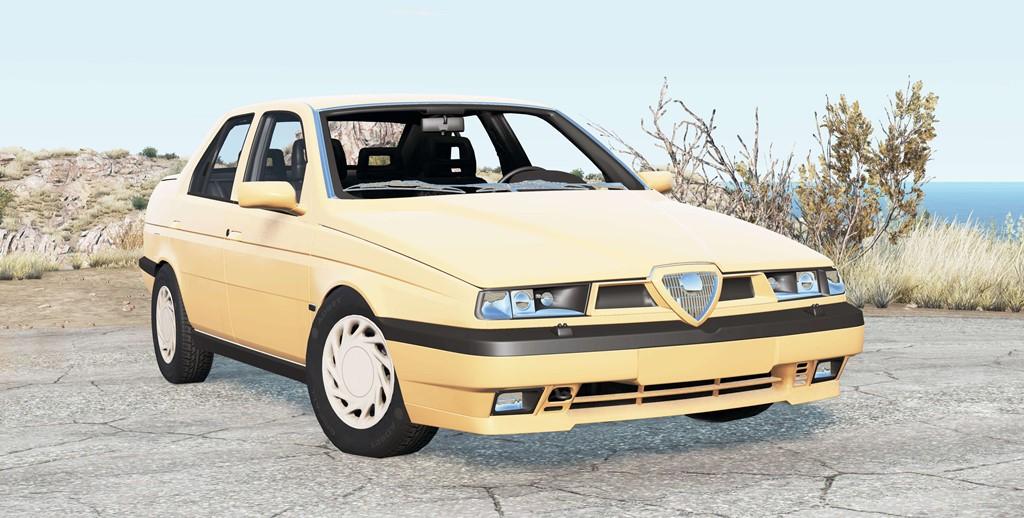 BeamNG - Alfa Romeo 155 Q4 (167) 1992 Car Mod