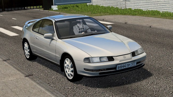 City Car Driving 1.5.9 - Honda Prelude 2.2 Si Vtec 1994