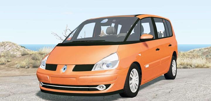 BeamNG - Renault Espace (J81) 2007 Car Mod