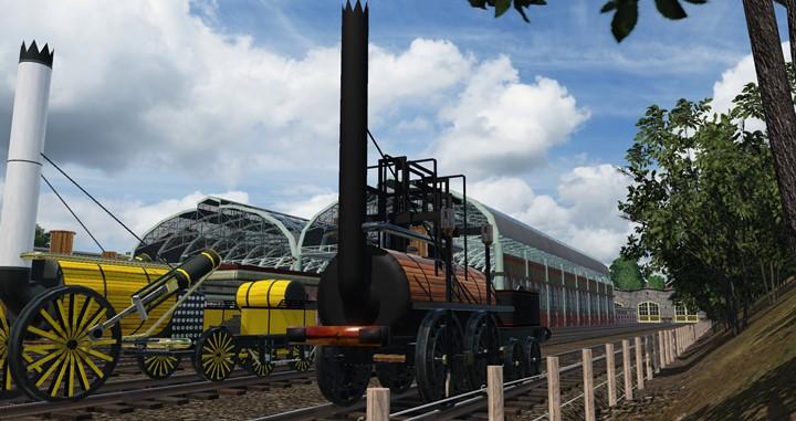 Transport Fever 2 - UK 1820S Set