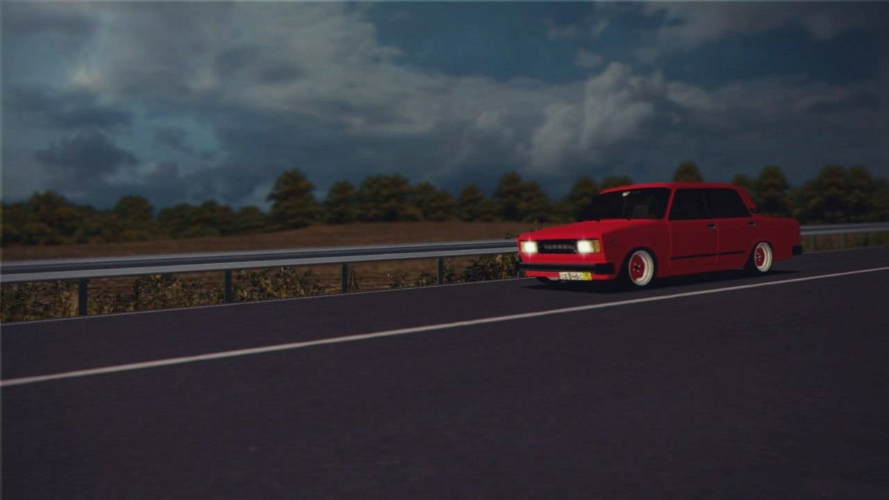 Omsi 2 – Vaz 2105 Car