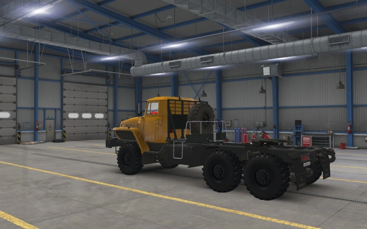 ATS - Ural 44202 Truck (1.40.x)