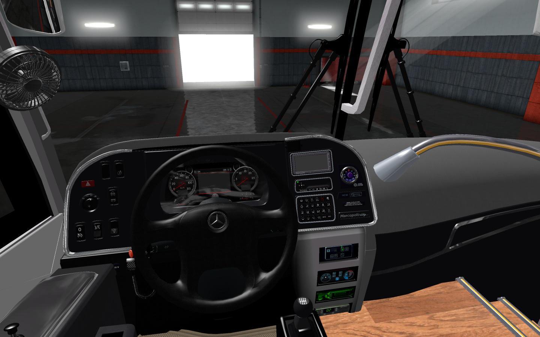 ETS2 - New G7 1200 4x2 Bus Mod (1.35.X)