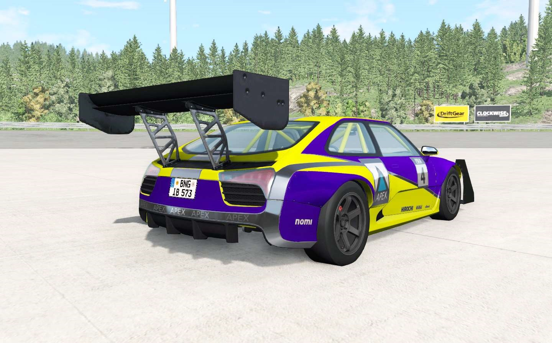 BeamNG - Hirochi SBR4 Ompw Car Mod V0.3