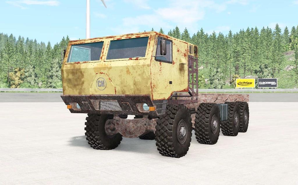 BeamNG - BigRig Truck V1.1.6