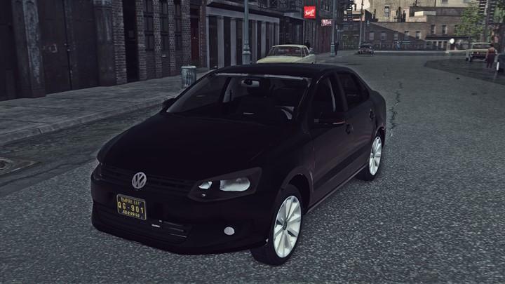 Mafia 2 – Volkswagen Polo Sedan 2012