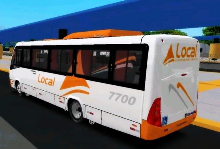 Omsi 2 – Senior G7 Volkbus Midibus