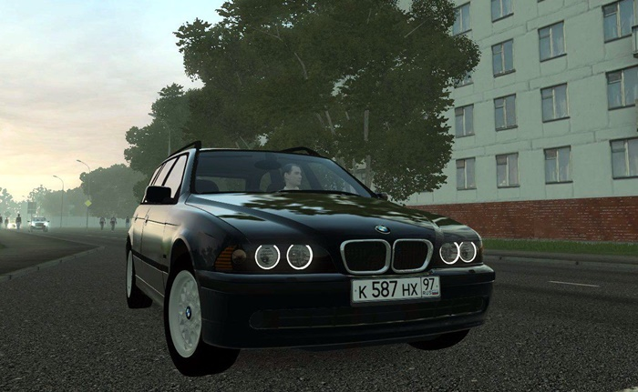 City Car Driving 1.5.9 – Bmw 530D Touring (E39)