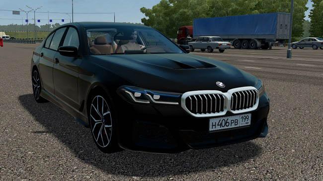 City Car Driving 1.5.9 - BMW 530d xDrive M Sport Edition 2020