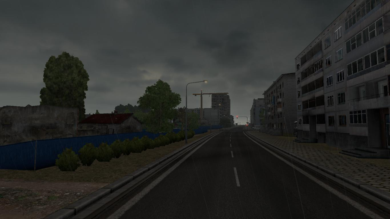 ETS2 - Road to Aral - A Great Steppe Addon V1.0 (1.35.X)