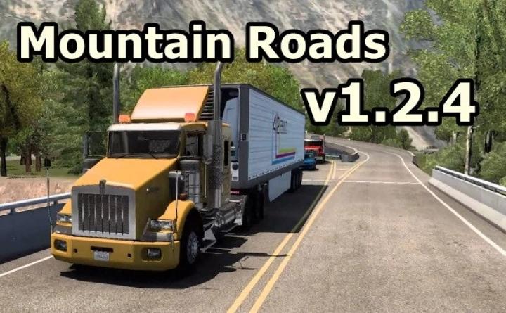 ATS - Mountain Roads V1.2.4 (1.41.x)