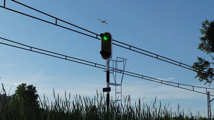 Transport Fever 2 - Renfe Signal Lights Pack