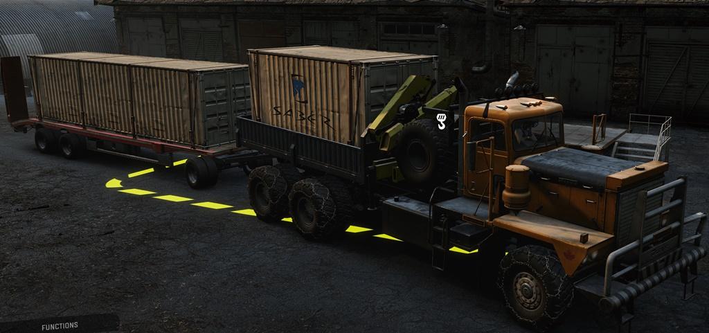 SnowRunner - Pacific Longboy Truck V1