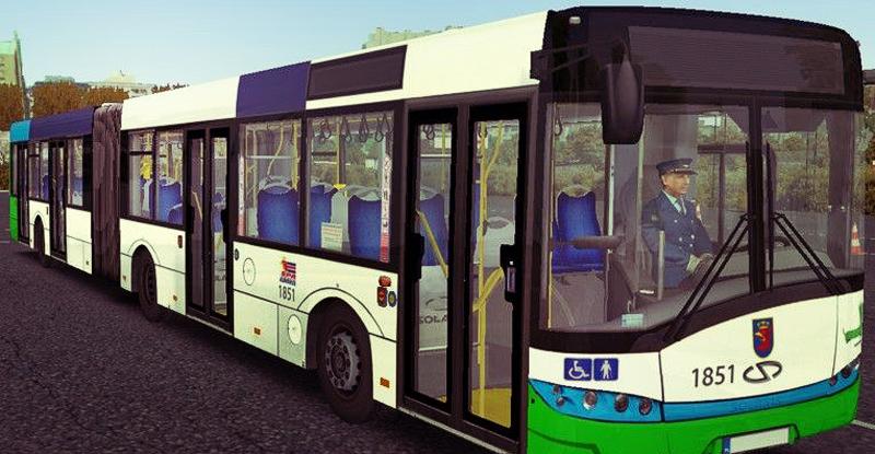 Omsi 2 – Solaris Urbino PL Mega Pack