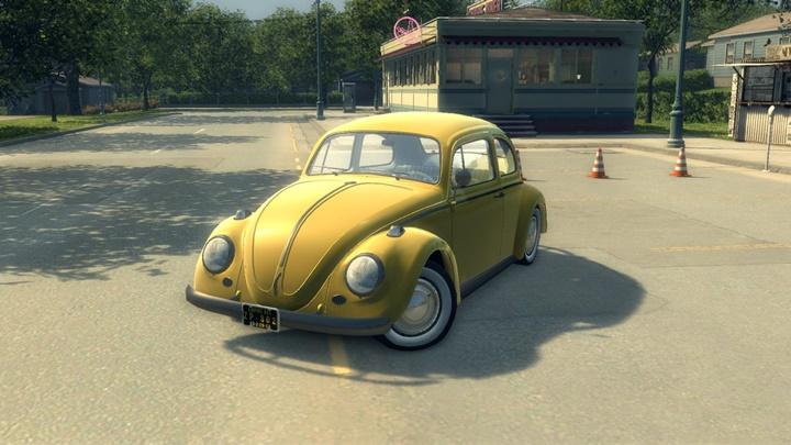 Mafia 2 – Volkswagen Beetle