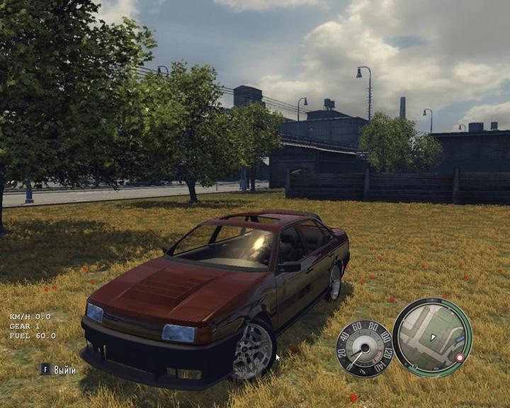 Mafia 2 – Volkswagen Passat B3