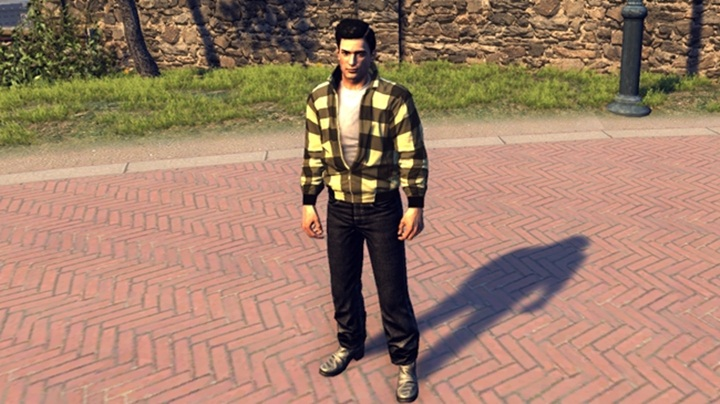 Mafia 2 – Plaid Greaser Outfit