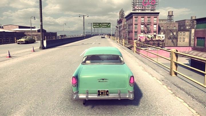 Mafia 2 – 1950S Visual Effect