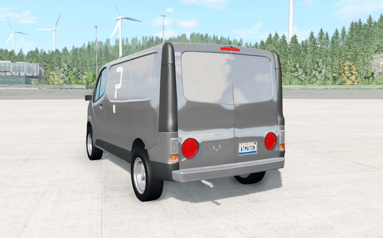 BeamNG - JKrispy Taco Man Van