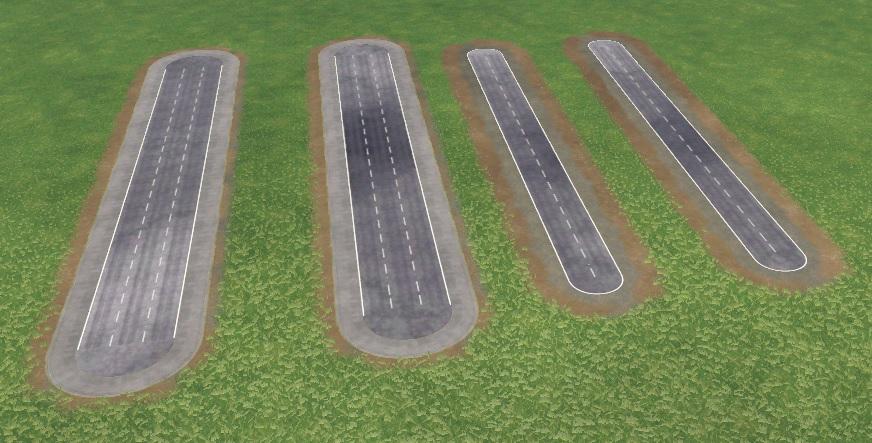 Transport Fever 2 - Parallel Highway