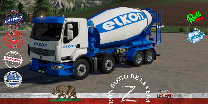 FS19 - Lander Malaxeur Elkol V1.5