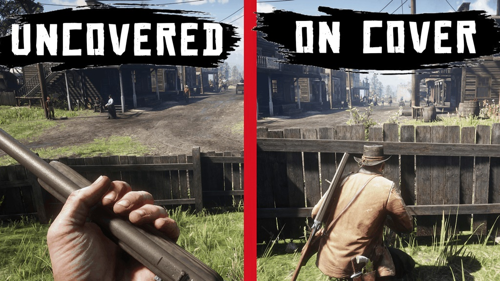 RDR2 - Auto Cover Swap