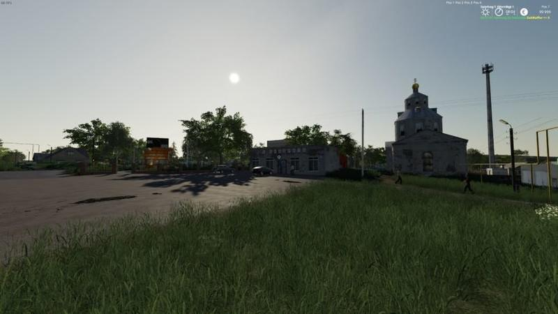 FS19 - Berry Village Map V2.4.7